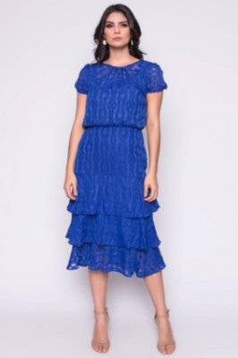 Vestido Tania Azul