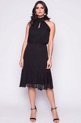 Vestido Tamar Preto