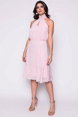 Vestido Tamar Rosa