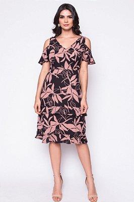 Vestido Senia Preto