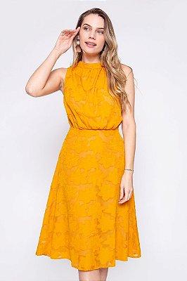 Vestido Suria Amarelo