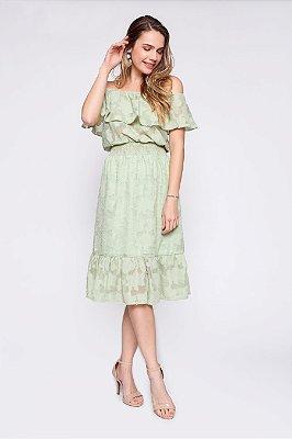 Vestido Sol Verde