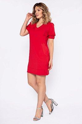 Vestido Ursula Vermelho