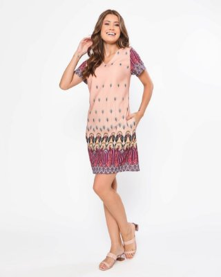 Vestido Yasmin Nude
