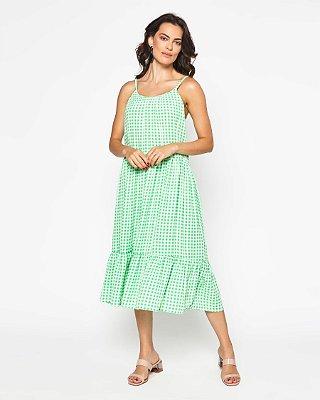 Vestido Zaira Verde