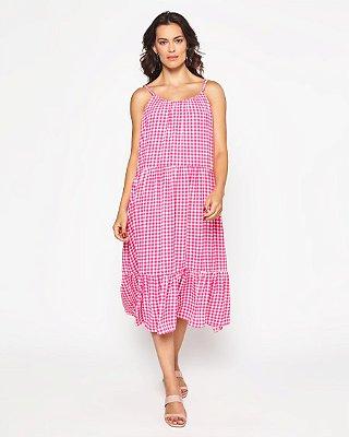 Vestido Zaira Rosa