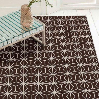 Tapete Antiderrapante 1,35m X 2,00m Caramelo Cannes