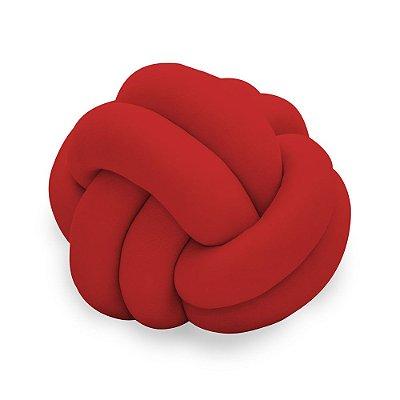 Almofada Coleção Moderninhos Nó Vermelha