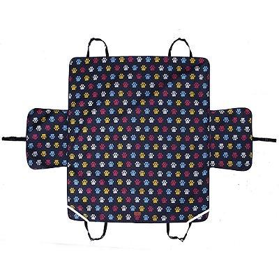 Capa Protetora PET Para Carro Dobravel Impermeável Colorido