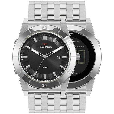 Relógio Masculino Technos 1S13CS1P Analógico e Digital