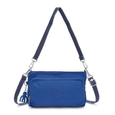 Bolsa Kipling Myrte- Azul