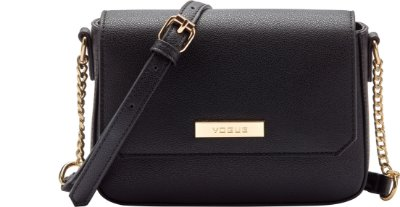 Bolsa Vogue Tiracolo Encaixe - Black