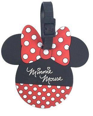 Identificador de Mala de Viagem Minnie