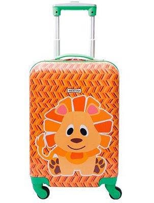 Mala Sestini Zoo Kids Lion - Laranja