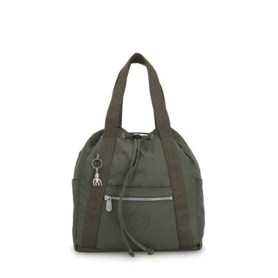 MOCHILA KIPLING ART BACKPACK S - VERDE