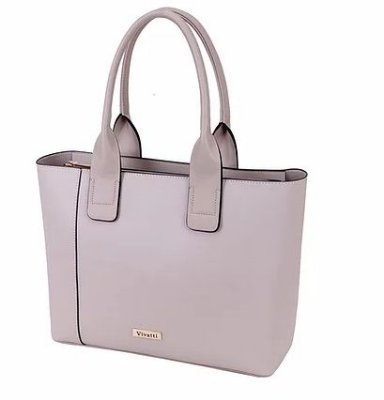 BOLSA VIVATTI BS-0178 UN OF Off-White