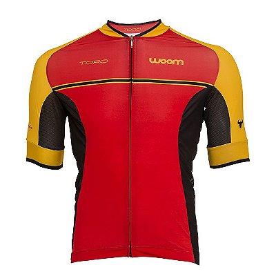 Camisa Ciclismo Woom Supreme Toro