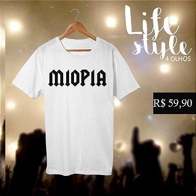 T-shirt|Miopia branca
