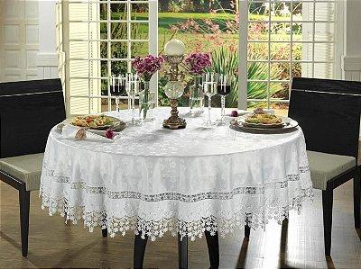 Toalha de Banquete Redonda Lese 1,80 m