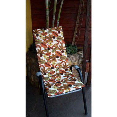 Assento de Cadeira Varanda Caxi Marrom