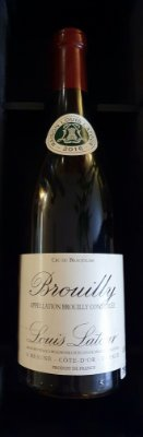 Brouilly - vinho tinto - Gamay