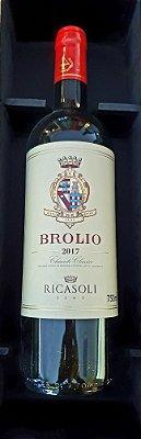 Brolio - vinho tinto - Corte (Sangiovese / Merlot / Cabernet Sauvignon)