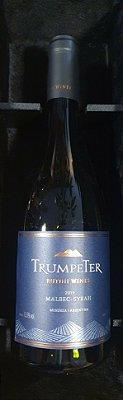 Trumpeter - vinho tinto - Corte (Malbec- Syrah)
