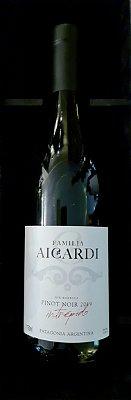 Familia Aicardi  intrépido - vinho tinto  - Pinot Noir