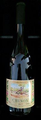 Chinon - vinho tinto - Cabernet Franc
