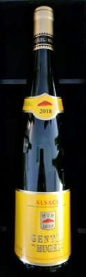 Gentil Hugel - vinho branco - Corte