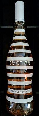 Emotion - vinho rosé - Corte