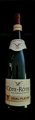 Vidal Fleury Côte Rôtie  - vinho tinto - Corte (Syrah/Viognier)