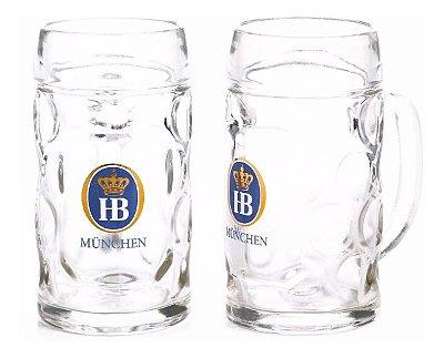 Caneca HB Hofbräu 500ml