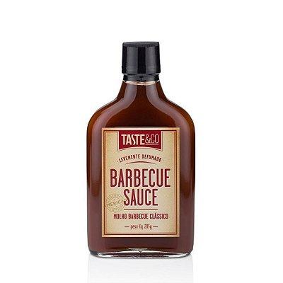 Molho Barbecue Classico 285g TASTE & Co