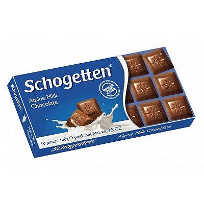 Schogetten Chocolate Ao Leite 100g