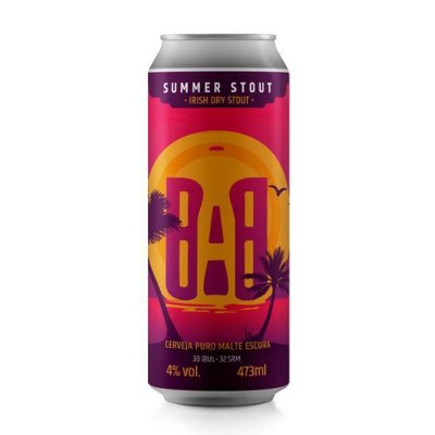 Babel Summer Stout 473ml