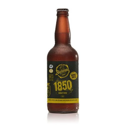 Blumenau 1850 Barley Wine 500ml