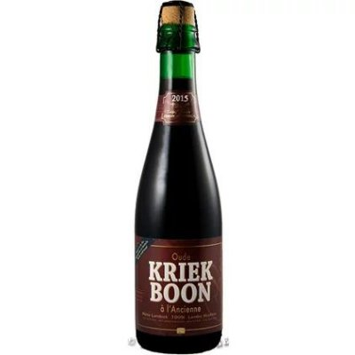 Boon Oude Kriek Boon À L'ancienne 375ml