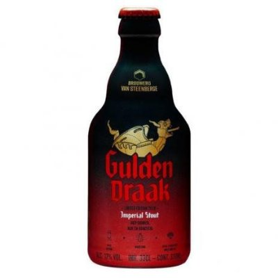 Gulden Draak Imperial Stout 330ml