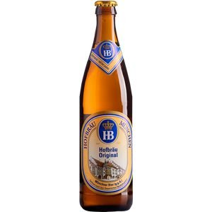 HB Hofbräu Original 500ml