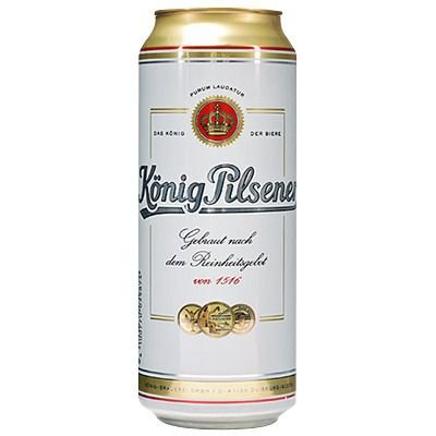 König Pilsener 500ml