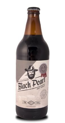 Hillneck Black Pearl 600ml