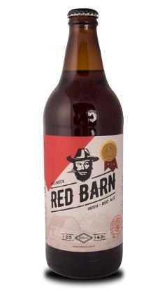 Hillneck Red Barn 600ml