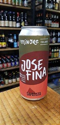 Coletivo Minore Josefina - Amber Ale com Café 473ml