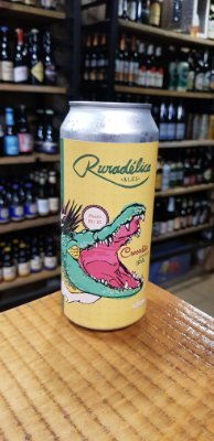 Ruradélica Crocodilo Double IPA 473ml