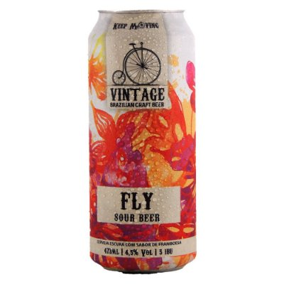 Vintage Sour Fly 473ml