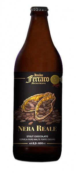Irmãos Ferraro Nera Reale Stout Cioccolato 600ml