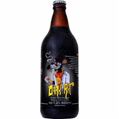 Irmãos Ferraro Dark Rat 600ml