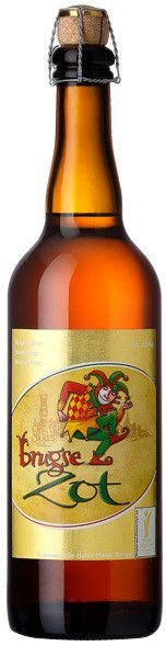 Brugse Zot Blond 750ml
