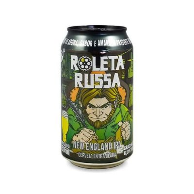 Roleta Russa - New England IPA 350ml